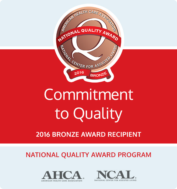 National Quality Award 2016